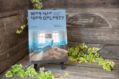 Produktfoto vom Buch wer hat hier gelebt ?