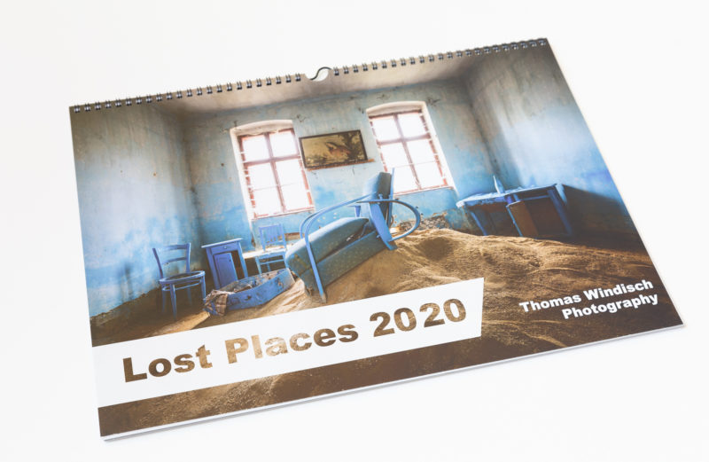 Calendar – Lost Places 2020