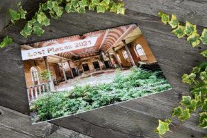 Produktfoto Lost Place Kalender 2021