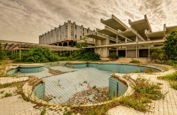 Dead Island Lost Place Hotel