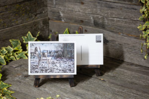 Lost Place Postkarte trio nucleare