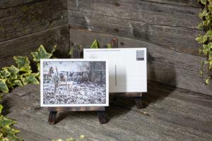 Lost Place Postkarte trio nucleare