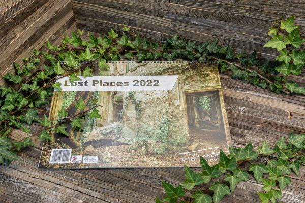 Produktfoto Lost Place Kalender 2022